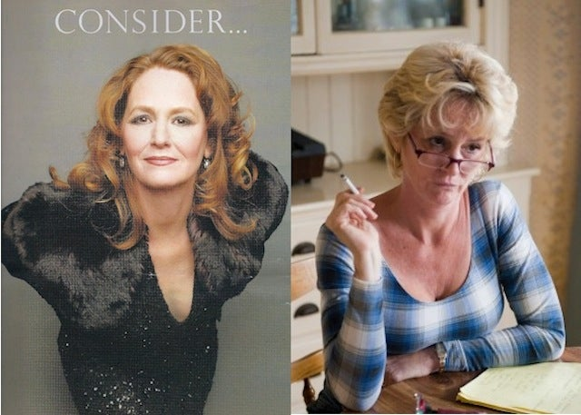 Melissa Leo Won't Wait For Ladymags To Say She's Awesome