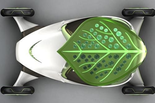 "Chinese Company Takes ""Green Motoring"" Way Too Literally"