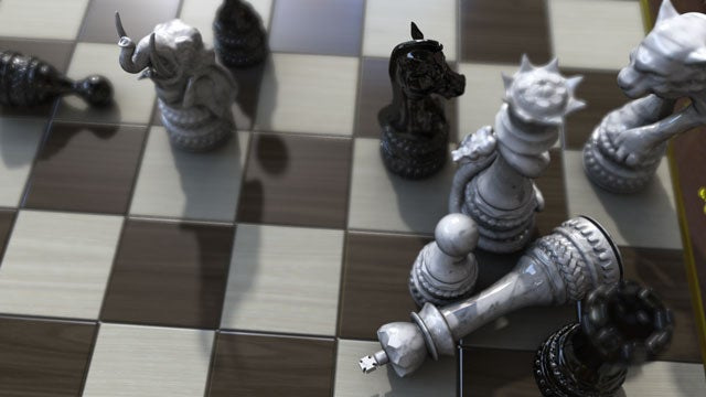 Meet The Guy Who's Making A Sequel To Chess