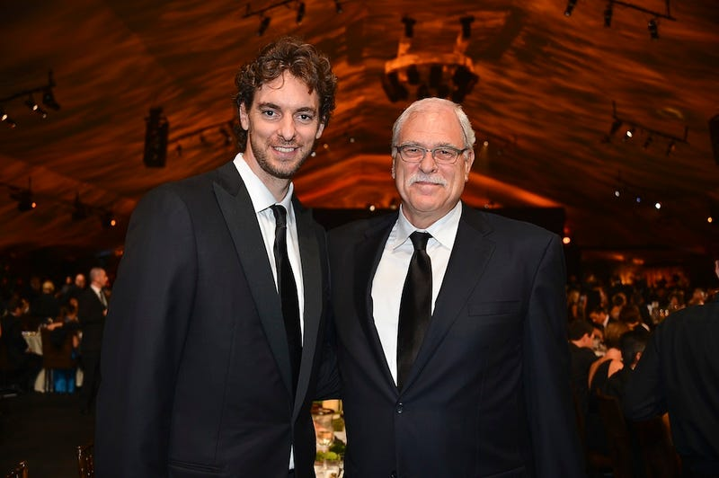 Phil Jackson Is Still Figuring Out This Whole Twitter Thing