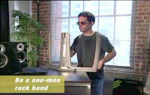 Beamz Infomercial Is Most Stupid Promo Video in History