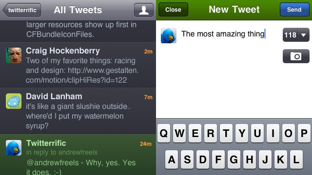 The Six Best Unofficial Twitter Apps for iPhone
