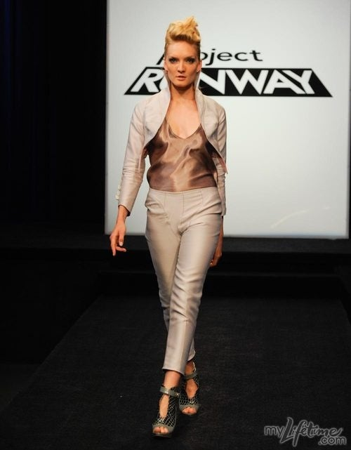 Project Runway Designers Call The Corners