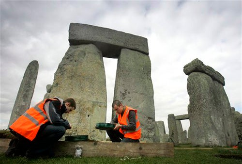 Digging for the Secret Origins of Stonehenge
