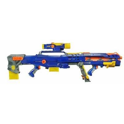 Nerf Sniper Rifle is Three Feet of Fun