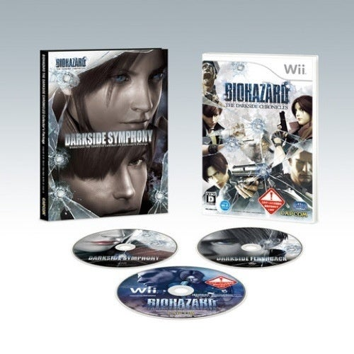 Resident Evil Darkside Chronciles Getting Limited Edition