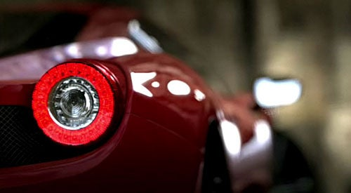 New Gran Turismo 5 Clip Takes A Ferrari For A Spin