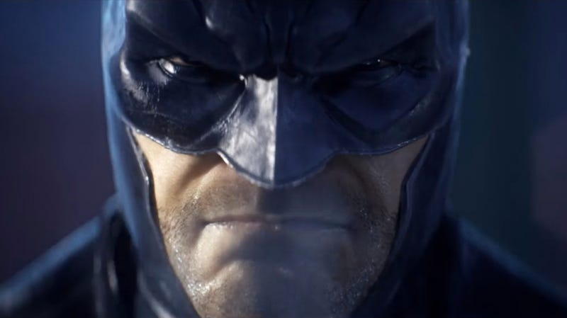 Here's What's Bothering Me About Batman: Arkham Origins
