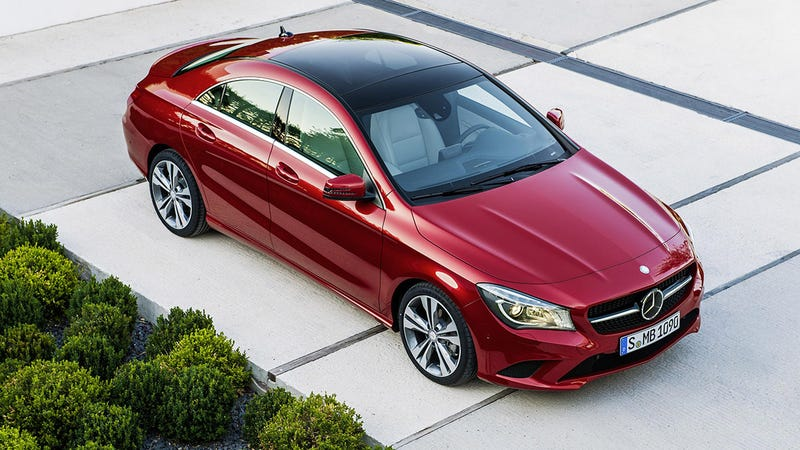 2014 Mercedes-Benz CLA: The Compact CLS You Will Want