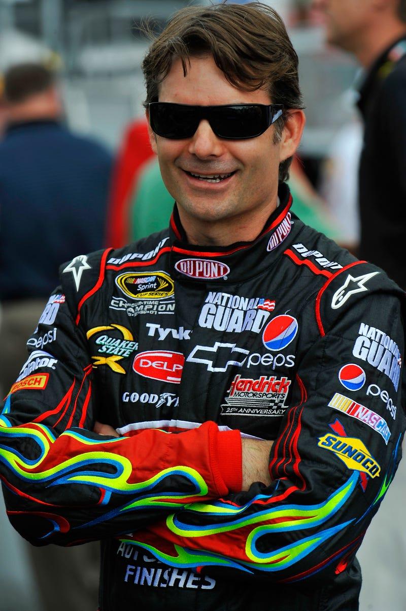 I Don't Like NASCAR, But I Like Jeff Gordon