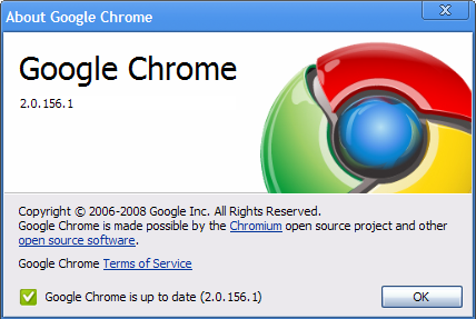 Google Chrome 2.0 Pre-Beta Now Available, Supports Profile Switching, User Scripts