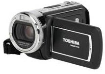 Toshiba Launches Small, Cheap HD Palmcorder: Camileo H10