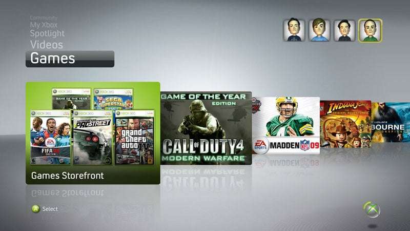 The New Xbox Experience: Just The Facts (And Maybe Some Conjecture)