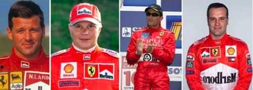 P4/5 Competizione Announces Quartet Of Drivers