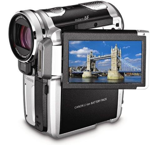 Canon Announces HV 10 Consumer HDV Camcorder