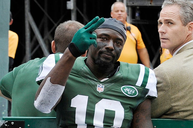 Santonio Holmes' Season Is Now Likely Over, And The New York Jets Just Got Interesting