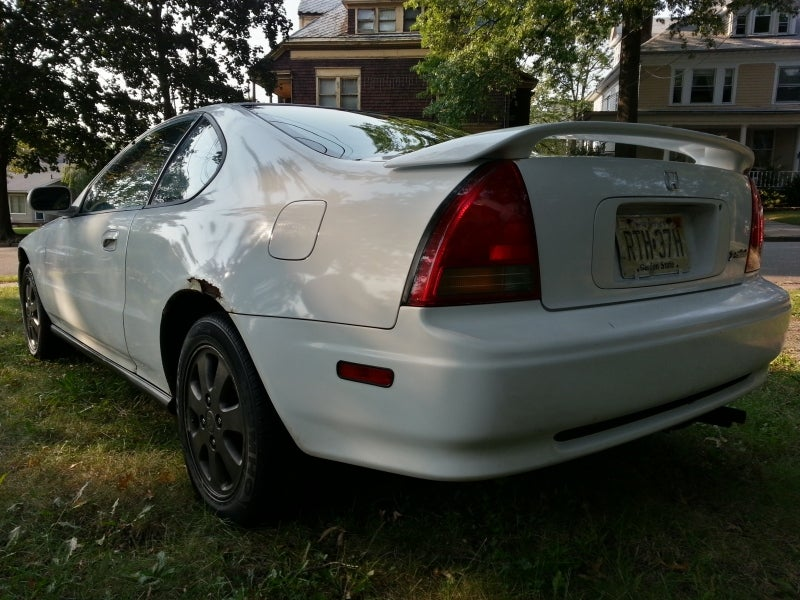 "Reviving Honda's ""other"" Coupe - The Story of my Honda Prelude Si"