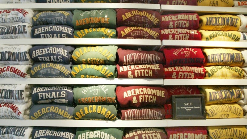 Abercrombie & Fitch Is No Longer The Swaddling Cloth of The Popular