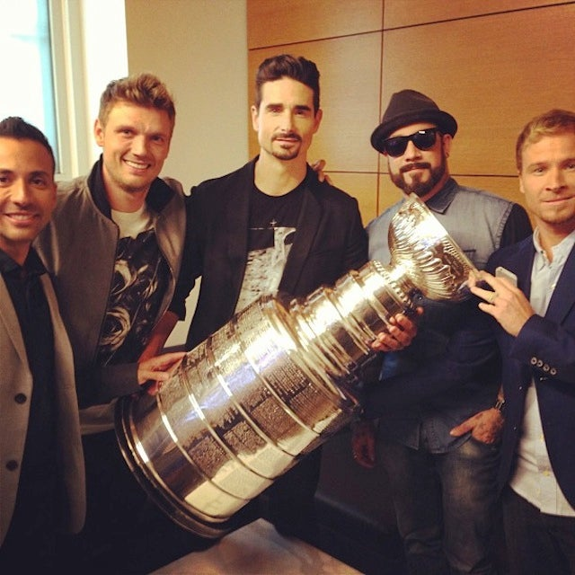 """Add This To The """"Disgusting Things To Happen To The Stanley Cup"""" Lore"""
