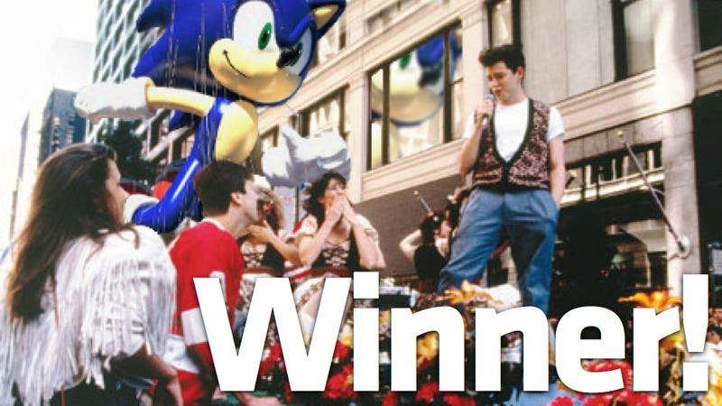 Shoppin' Macy's Winners