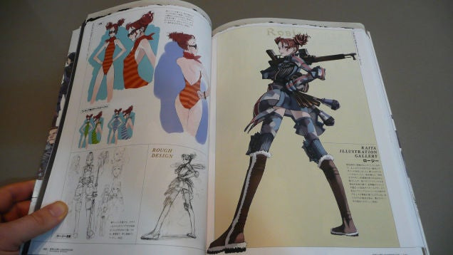 The Art Of Valkyria Chronicles