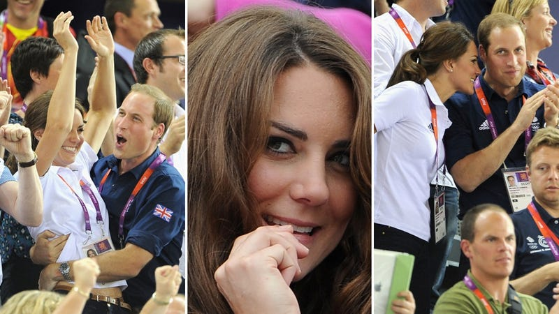 Prince William Definitely Got Laid Last Night