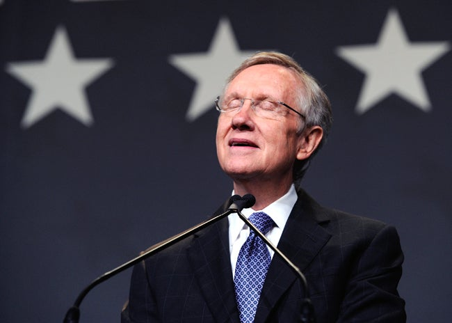 Harry Reid Hates Hookers, Apparently