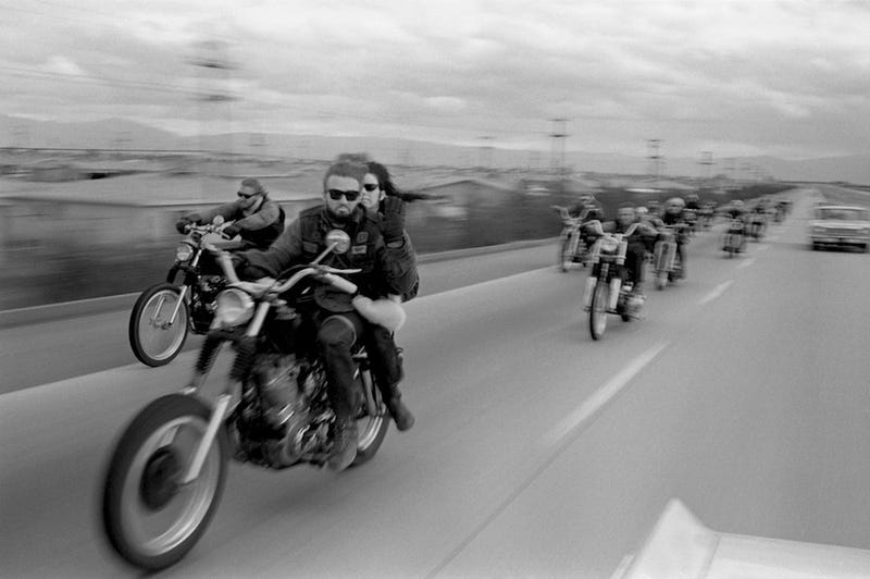 Ride With The Hells Angels Of 1965