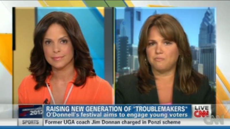 Christine O'Donnell Asked to Define Marxism, Inane Floundering Ensues