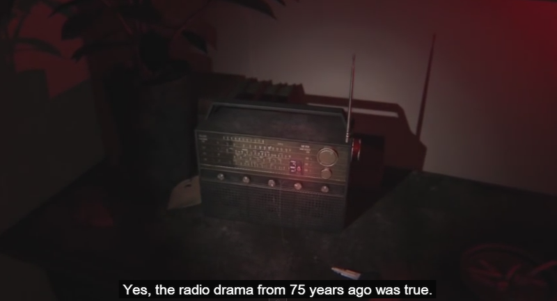 The Swedish Radio Transmission in P.T. Hides A Major Revelation