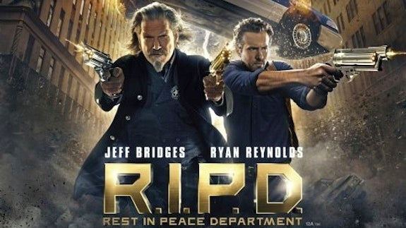 Watch RIPD Online Free