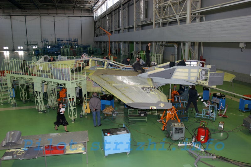 Where Russian MiG Fighter Jets Are Born
