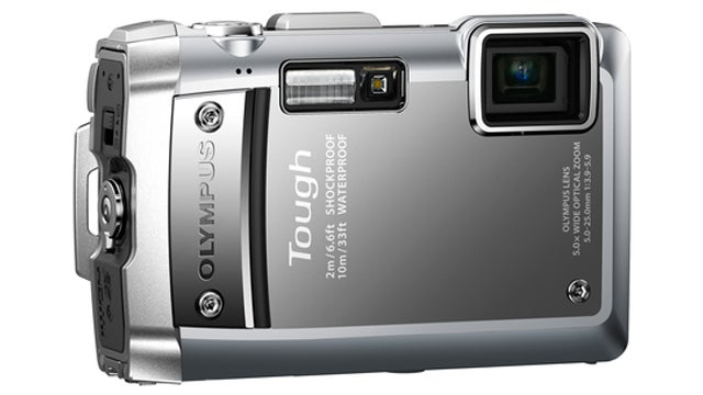 Olympus' TOUGH TG-810 Camera Feels the Brute Force of 100kg Blows