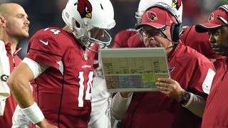 The Cardinals' Starting QB Will Be Ah Who Cares