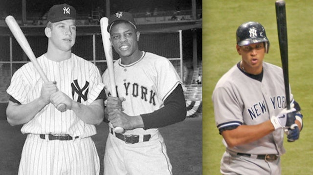 "When Mays And Mantle Were Banned From Baseball: Putting A-Rod's Gambling ""Problem"" In Context"