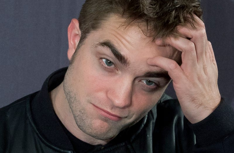 Robert Pattinson Is a Frail Bird