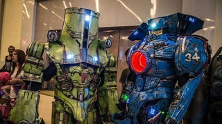 <em>Pacific Rim</em> Cosplay Is Suitably Massive