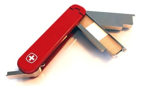 Swiss Peace Knife, the Caring Sharing Pocket Multi-Tool