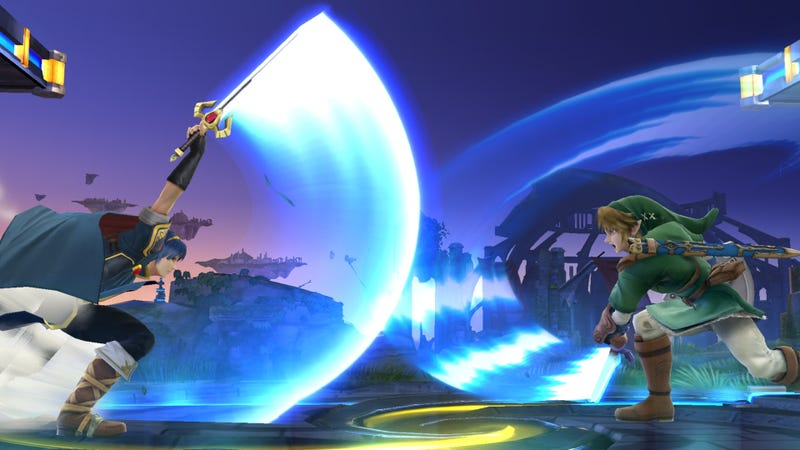Nobody Is #1 In The New Smash Bros. Games, And That's A Good Thing