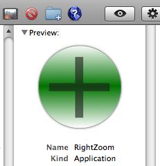 RightZoom Makes the OS X Maximize Button More Like Windows