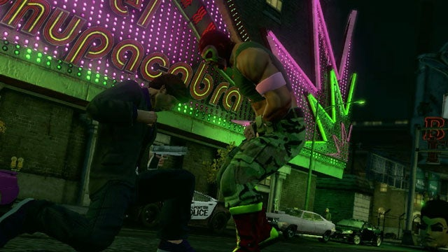 This Is All You Need To See Of The Saints Row: The Third Debut Trailer