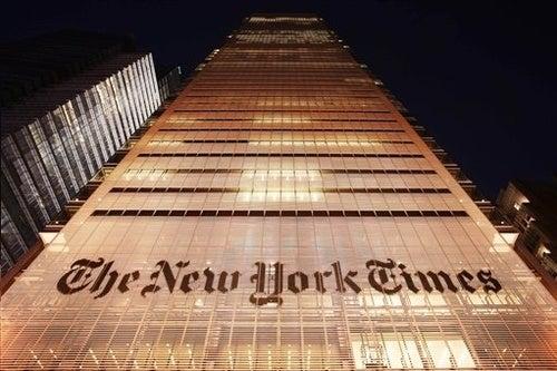 Brazen Computer Heist Hits New York Times!