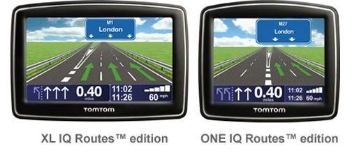 TomTom Updates Cheapo GPS Navigators With Not Cheapo-Level IQ Route Software