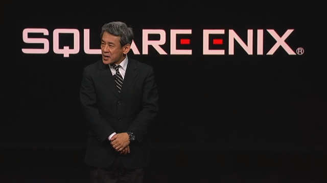 Square Enix Is Making A Final Fantasy Game For PS4. You'll Probably See It At E3 This Year.