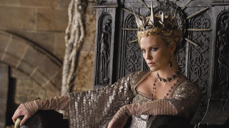 Snow White Dropped from the Snow White and the Huntsman Sequel
