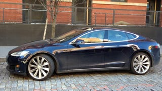 Tesla Model S - a month of use in NYC
