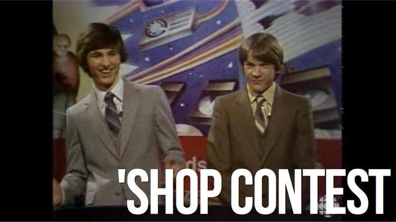 Kotaku 'Shop Contest: Let's Make a Deal