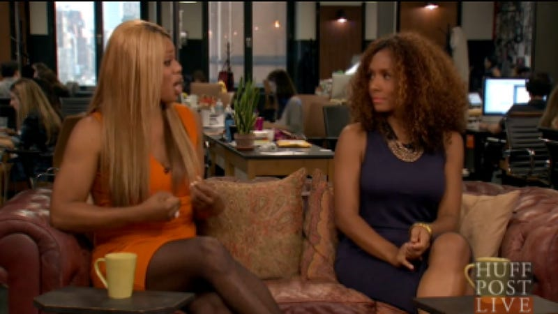Laverne Cox and Janet Mock: Quit Stigmatizing Men Who Date Trans Women