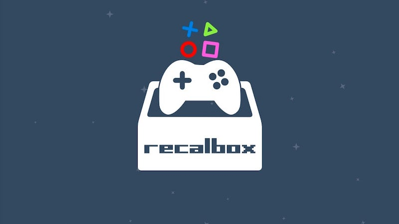 Recalbox Is a Dead Simple Game Emulator Operating System for the Raspberry Pi