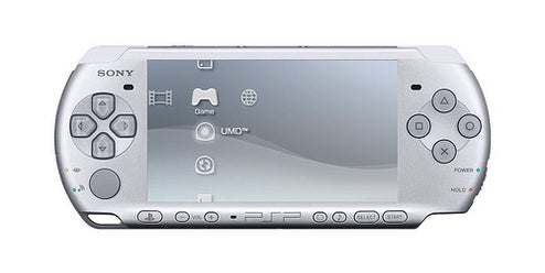 Sony Makes PSP-3000 Official